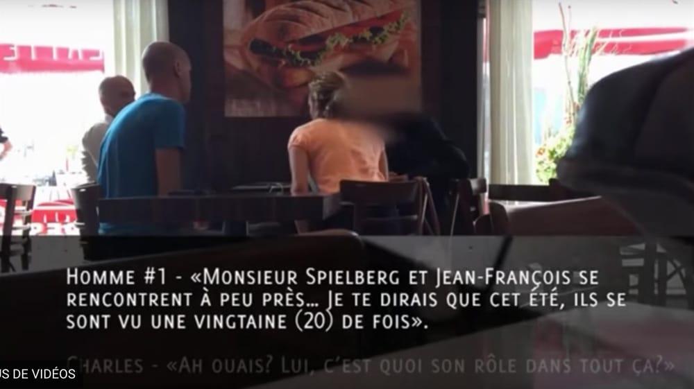 JE, TVA, Lovaganza-scandal.com, Karine Lamarre, Marc-Éric Fortin, Mathieu Carignan