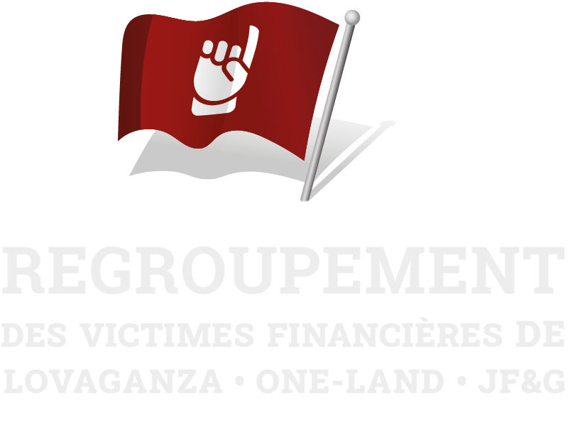 Lovaganza-Scandal-Regroupement-Victimes-Lovaganza-One-Land-JF&G-Logo-V